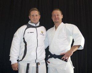 Trainer-Duo Sebastian Hampel und André Korb