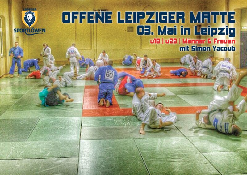 Offene Leipziger Matte 2014 Cover