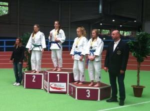 Michelle Hofmann gewinnt Bronze