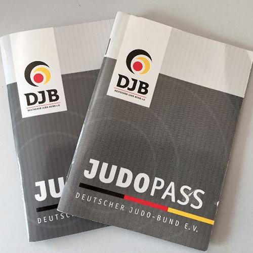Kyu Prüfung, Judo-Pass & Rückennummer